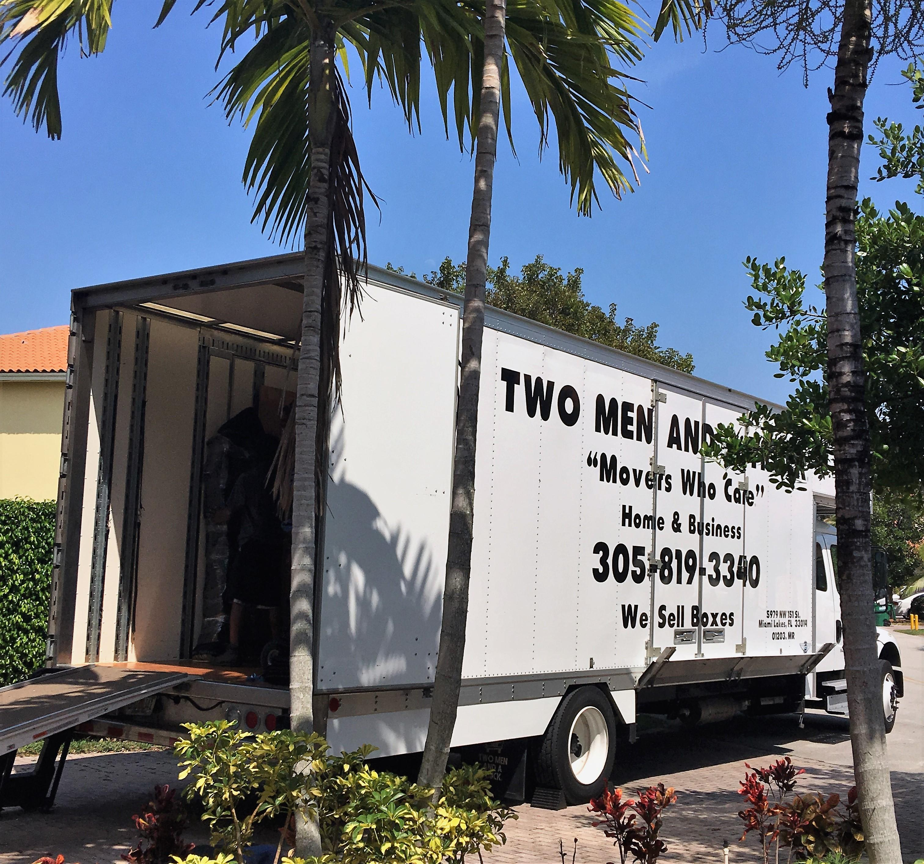 List of Top 10 Best Miami Beach Movers   Pricing Van Lines